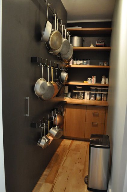 90 Wall hanging cooking post by Rebekah Zaveloff KitchenLab via Simphome