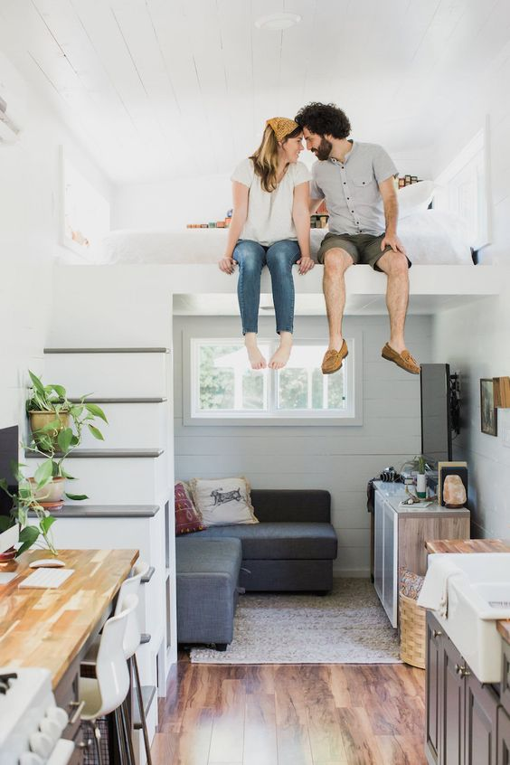 93 Kelly's Impeccably Designed Tiny House Simphome