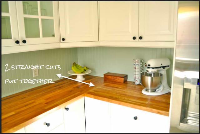 99 Countertops for Butcher via simphome com