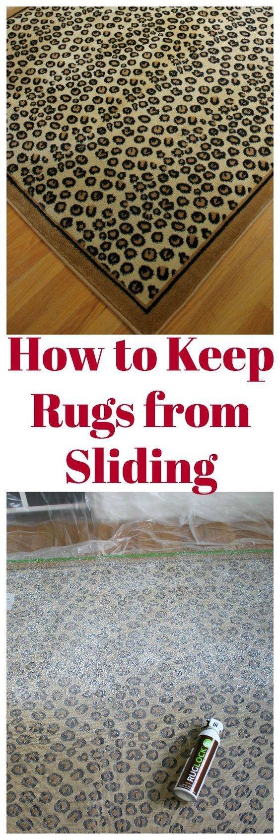 15 How To Keep Rugs From Sliding via simphome 1