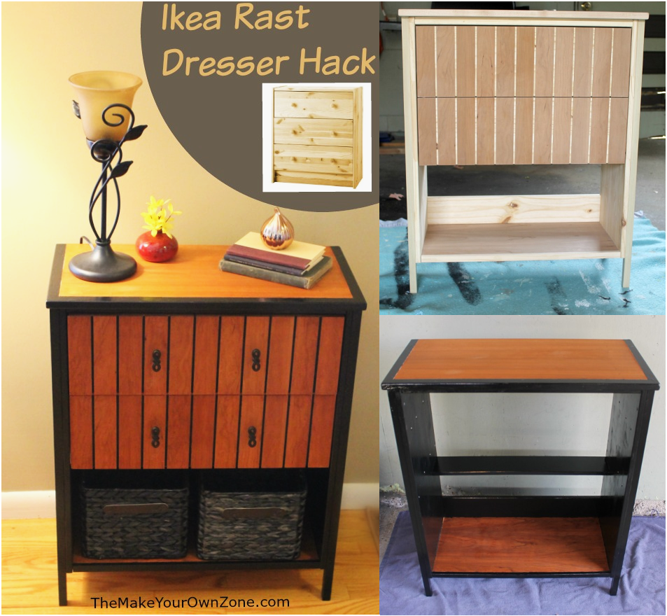 26 Ikea Dresser Makeover by the make your own zone via simphome