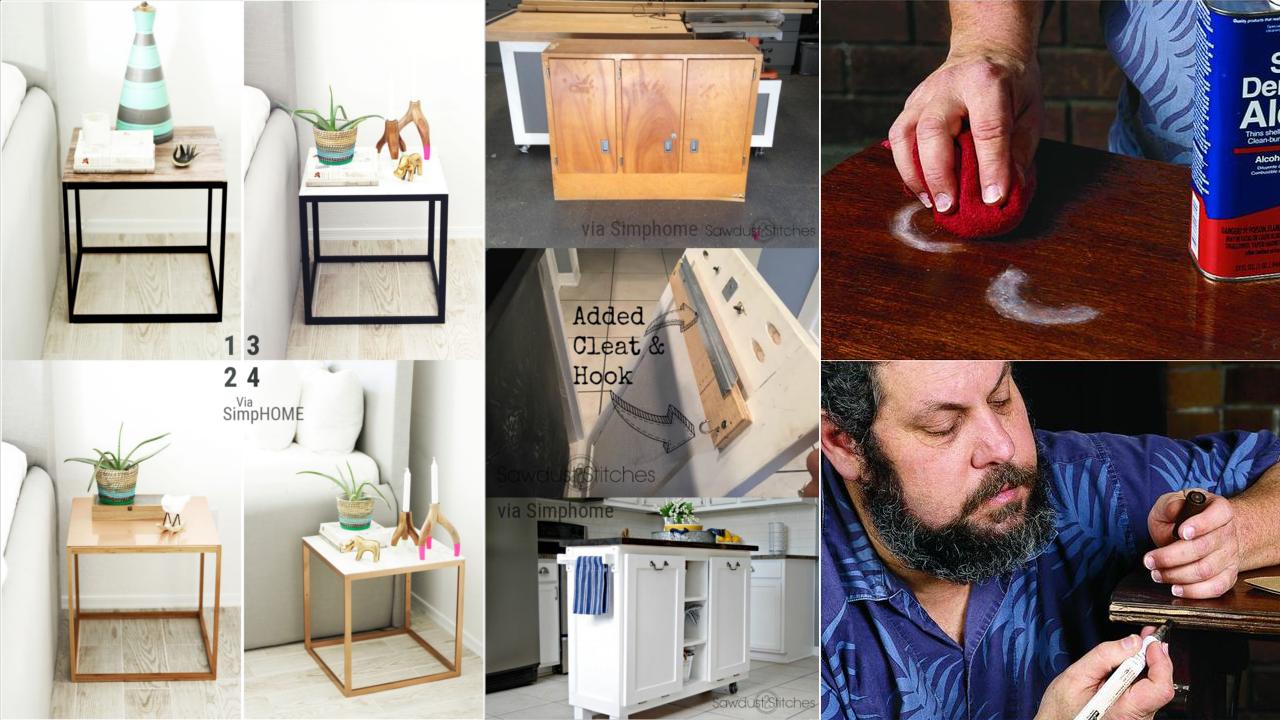 27 Home Makeover Furniture List VIA simphome com