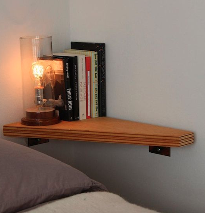 3 Multi Purpose Corner Shelf via simphome