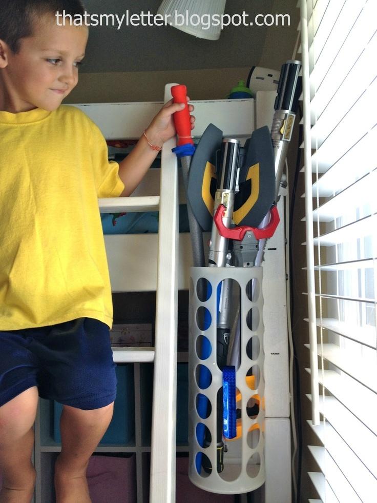 34 The multifunctional IKEA plastic dispenser via Simphome