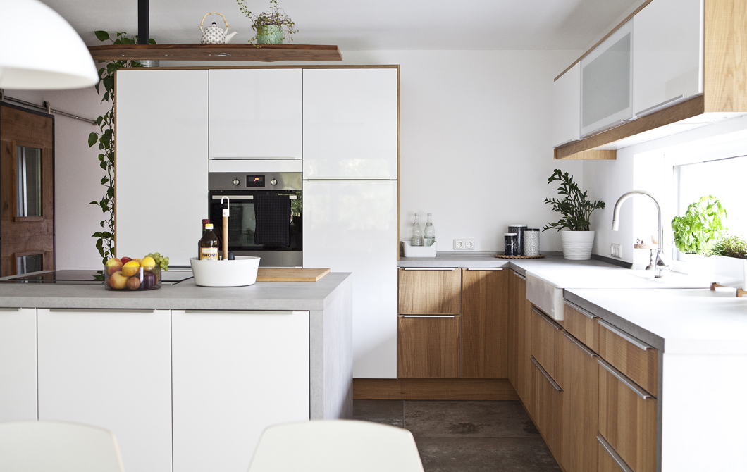 41 Indoor Kitchen idea from IKEA via simphome com