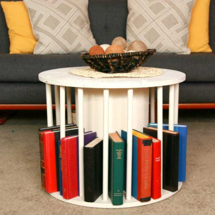 spinning table