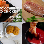 Chicken Breast Recipe Hasselback Cheese Puff Fried Chicken Simphome Cooking