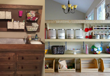 DIY Shelf Organizer Ideas via simphome