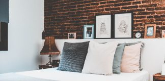 bedroom storage via simphome