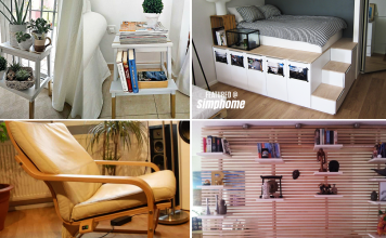 ikea product makeovers via simphome