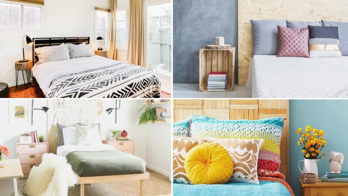 10 Cheap Bedroom Design Ideas - Simphome