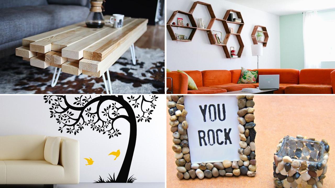 10 DIY Small Living Room Decor Ideas by simphome com thumb