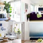 10 Small Living Room Makeover Ideas via simphomefeatured