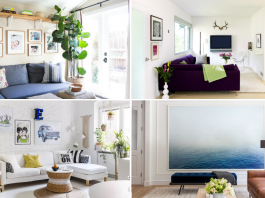 10 Small Living Room Makeover Ideas via simphomefeatured