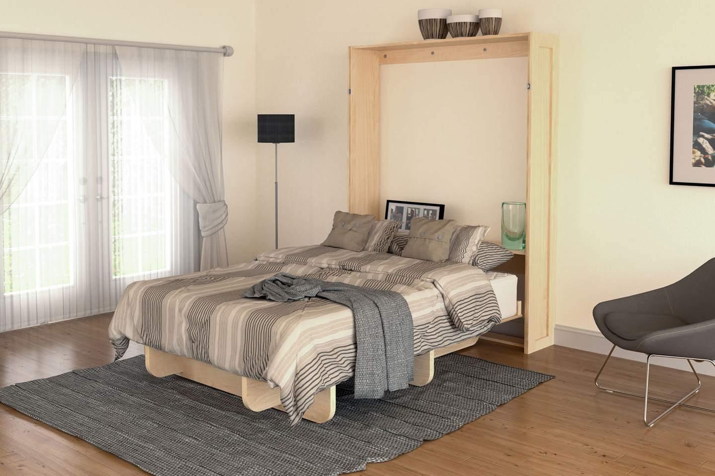 2 Murphy Bed via simphome