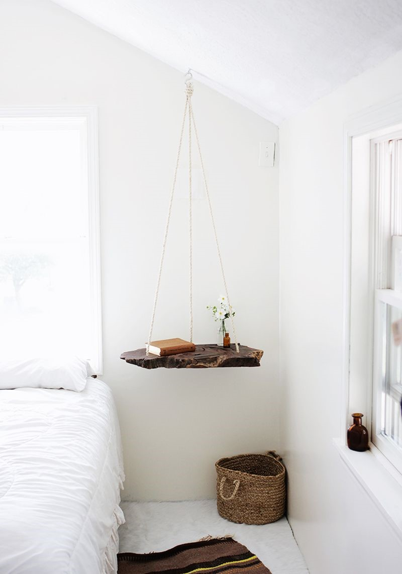 2 Suspended Side Table via simphome