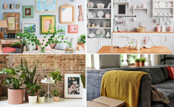 20 Easy Interior Design Ideas for Small Apartments via simphome featured
