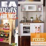 31 Easy IKEA hacks for your Kid's room via simphome
