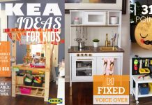 31 Easy IKEA hacks for your Kid's room via simphome
