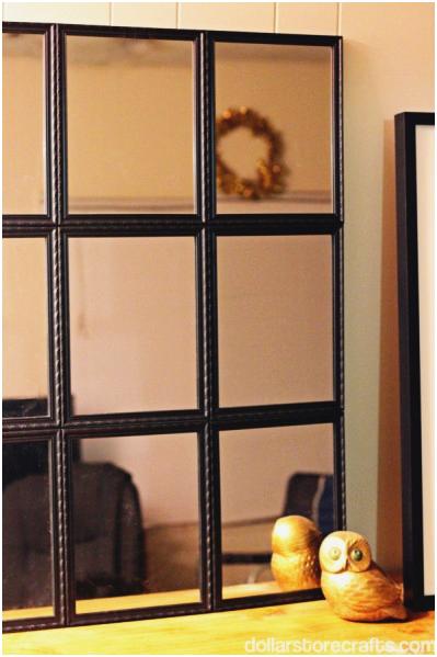 49 Paneled Mirror via simphome