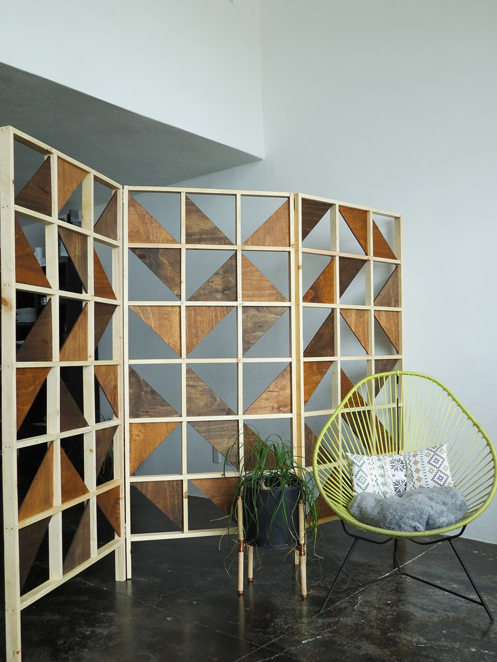 5 Stylish Room Divider via simphome