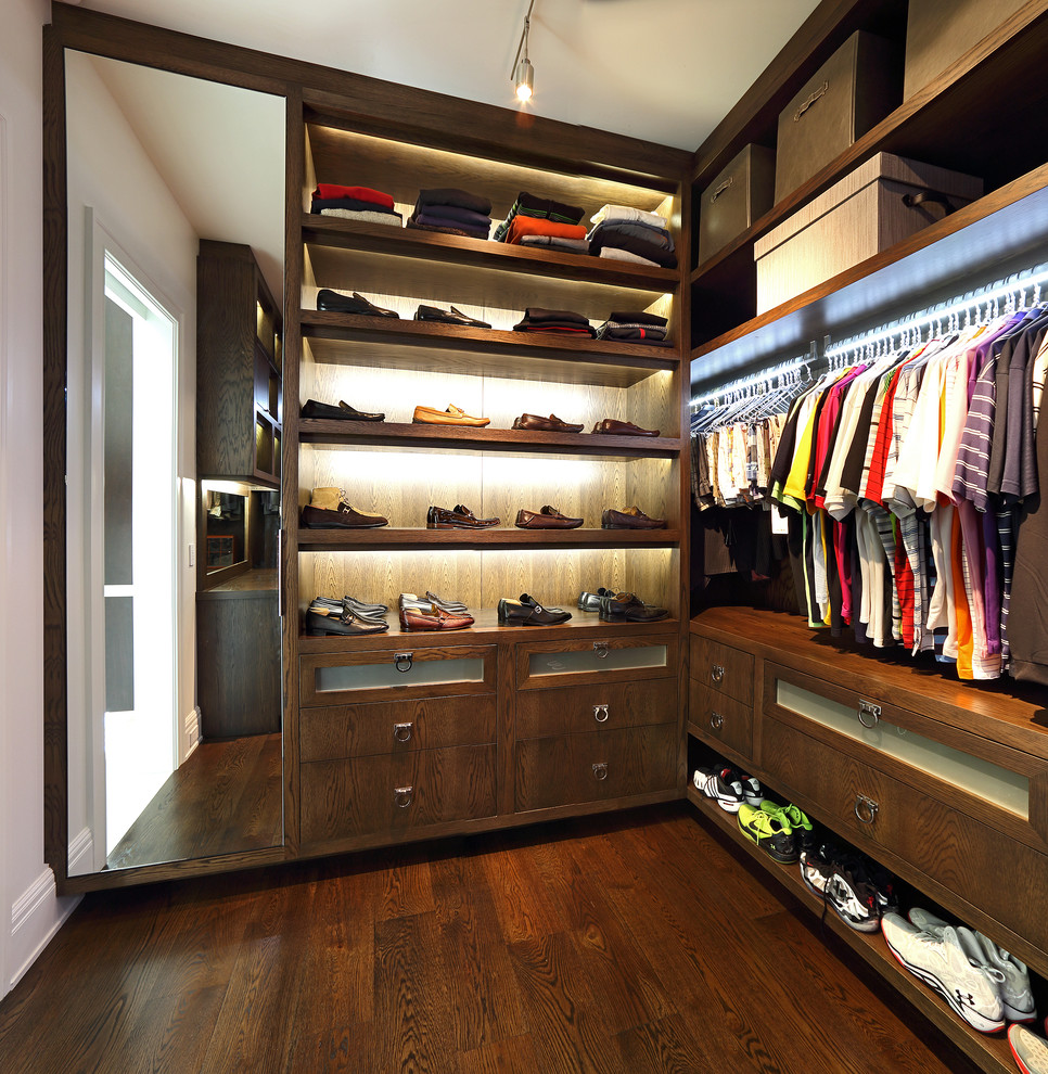 6 Wardrobe with Full Length Mirror Doors 2 via simphome