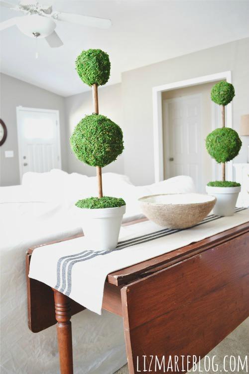 69 Moss Topiaries via simphome
