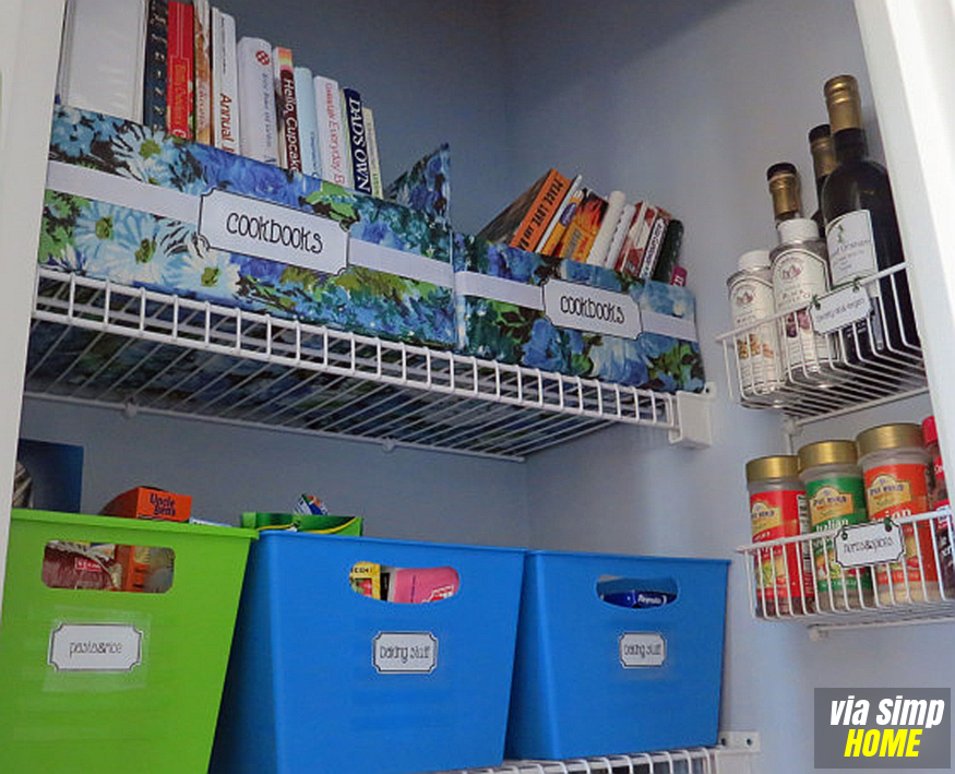 Effective Pantry Organizing ideas revealed Simphome com After 1