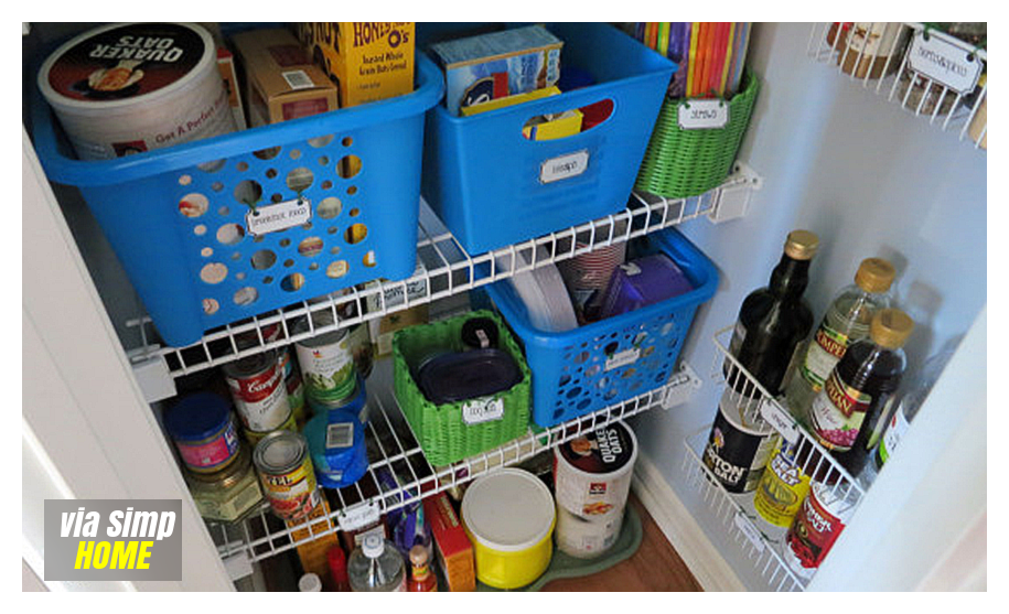 Effective Pantry Organizing ideas revealed Simphome com detail after