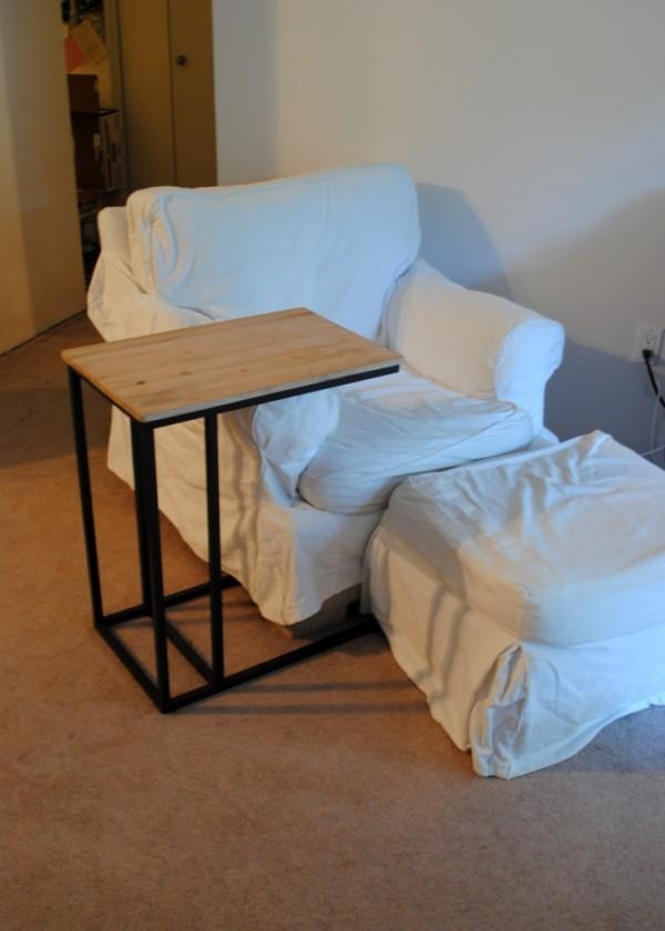 Simple idea how to Hack Ikea Vittsjo Laptop Stand via simphome 8