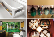 10 Modern Bathrooms and DIY Improvement Ideas via simphome featured