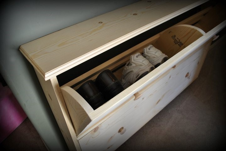 2 Shoe Dresser via simphome