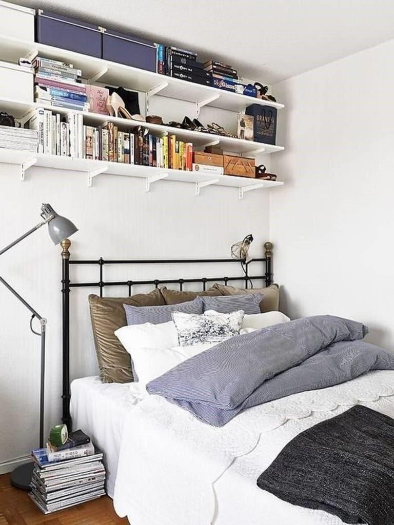 3 Wall Mounted Shelves via simphome