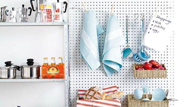4 Harness the Versatility of Pegboard via simphome
