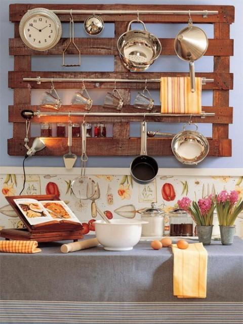 4 Repurpose Wood Pallet via simphome