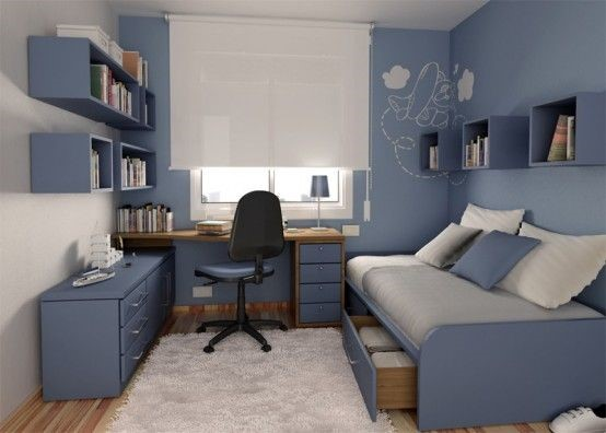 6 Make Use Every Space You Have via simphome