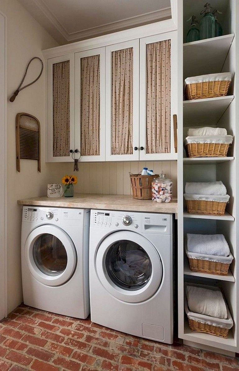 A Comfortable and Unique Laundry Room Design Ideas Simphome