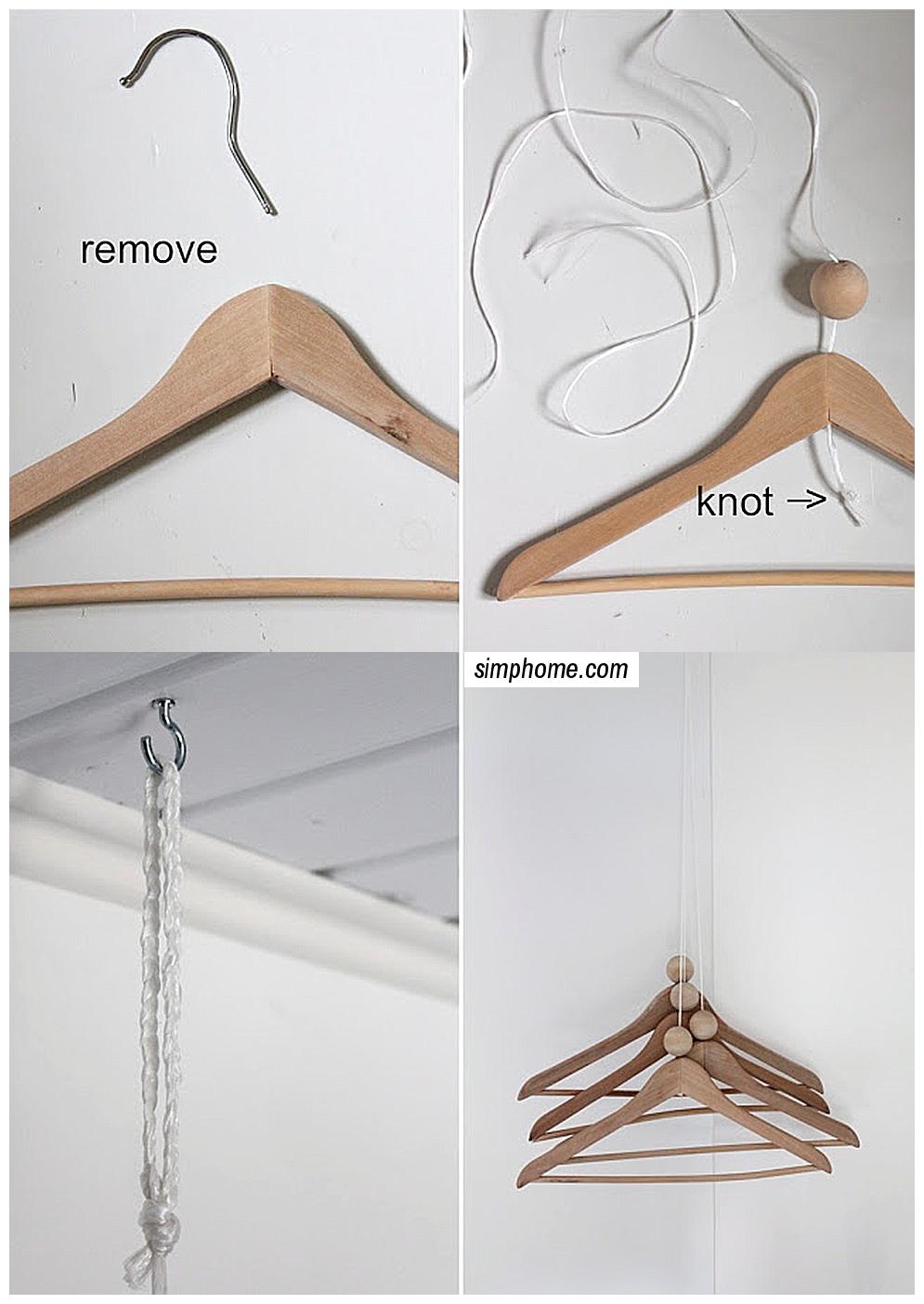 DIY Coat rack via simphome 2