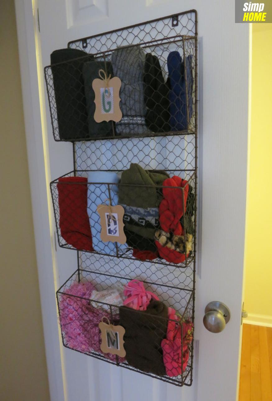 DIY idea How to optimize limited Coat Closet via simphome com After