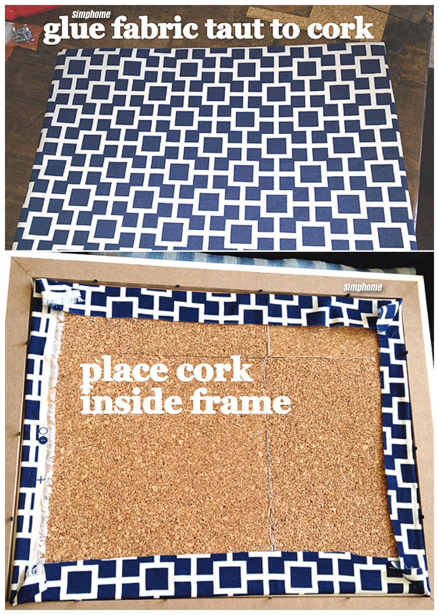 How to Build a DIY corkboard planter via simphome 4 5