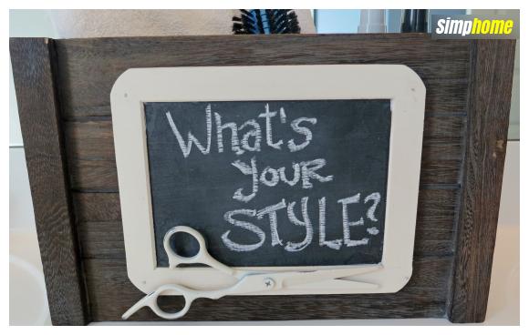 How to makeover A Craft store bin via simphome com 4