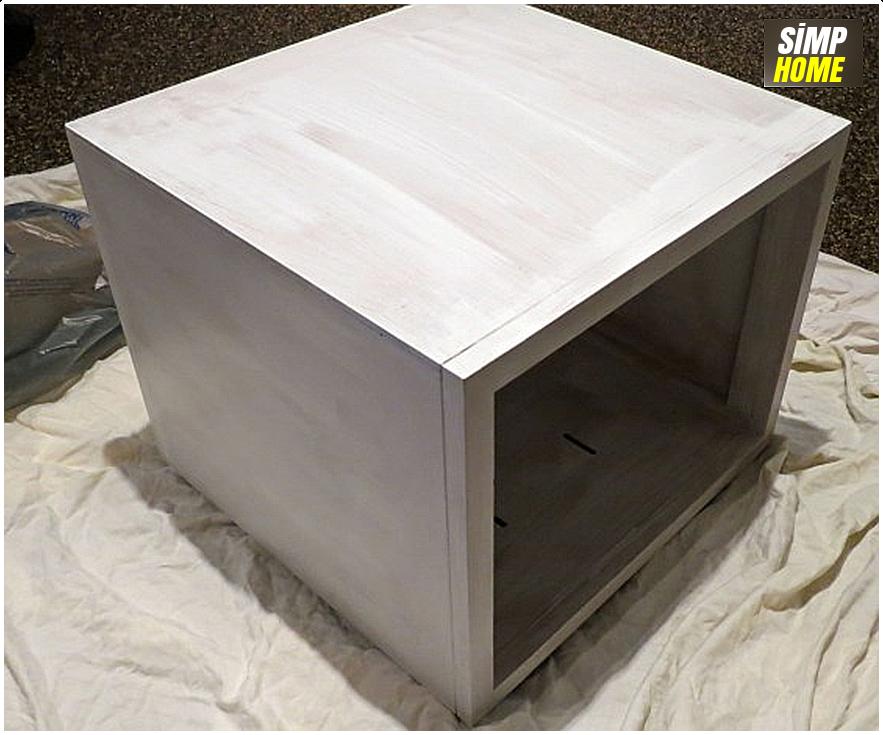 Thrift Shop Storage Cube Transformation idea via simphome 2