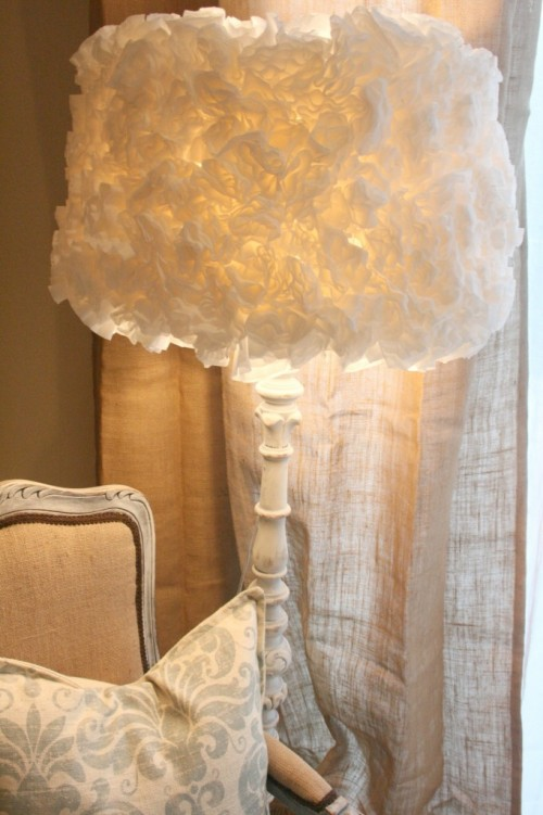 1 Try DIY Lamp Shade or a popsicle night lamp idea via simphome