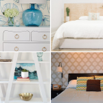 10 DIY Small Bedroom Improvement Ideas via simphome featured