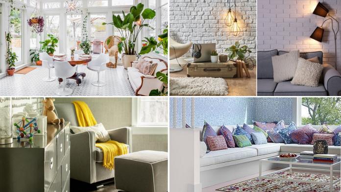 10 Home Interior Makeover Ideas via simphome com featured