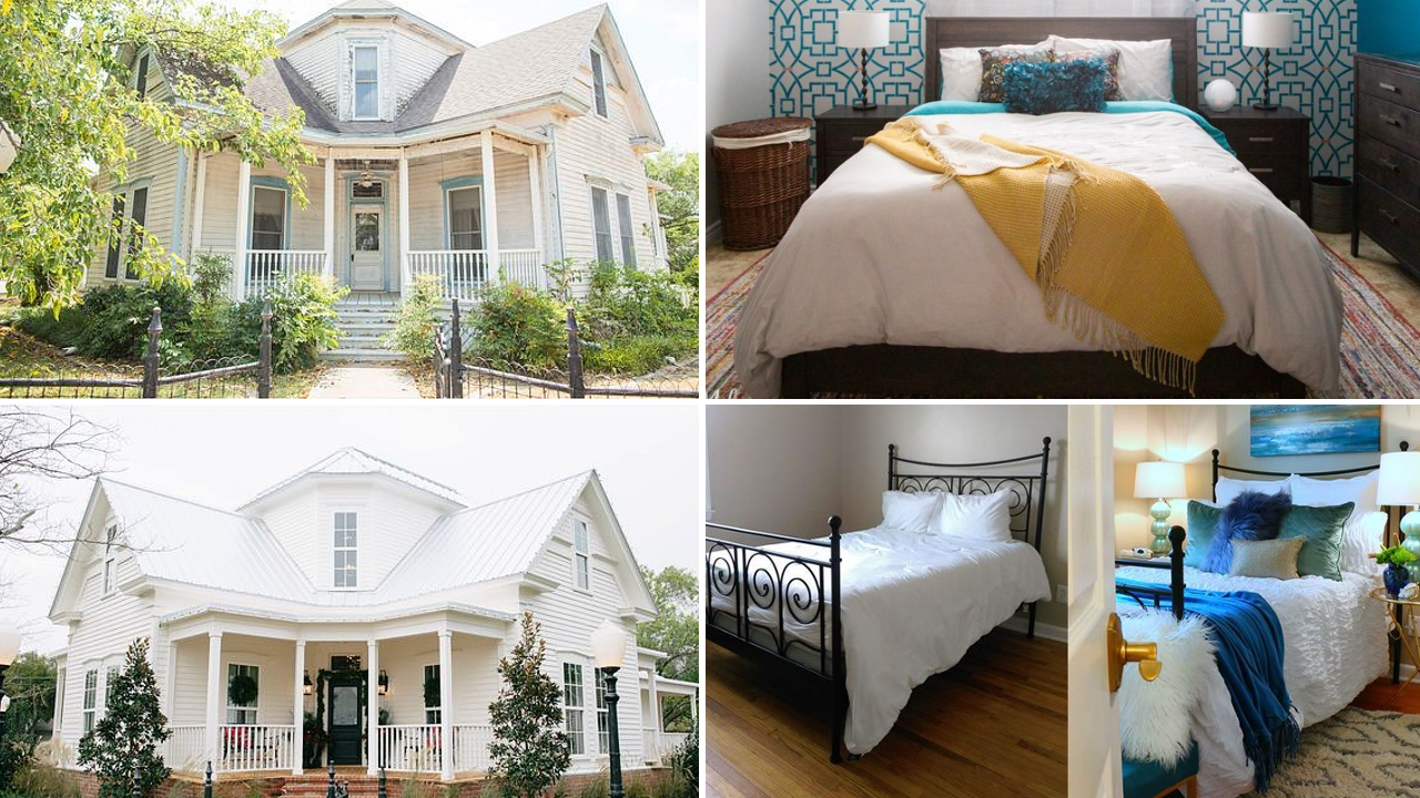 10 Old Home Makeover Ideas via simphome featured