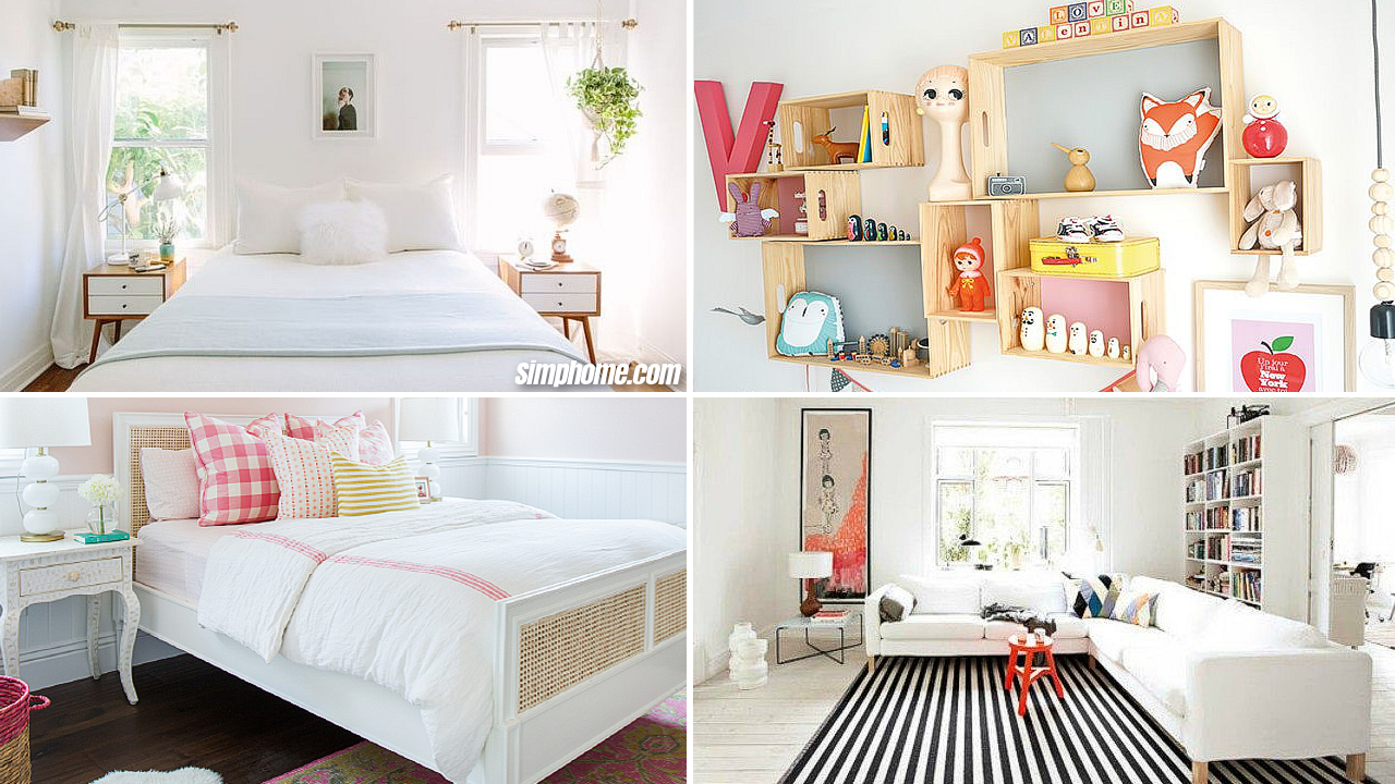 10 Small Bedroom Renovation Makeover Ideas That Will Make It Bigger Simphome