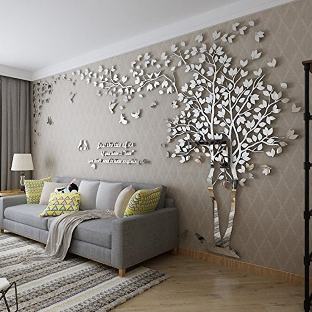 10 Jazz the Wall up with Wall Decals or Wall Stickers via simphome
