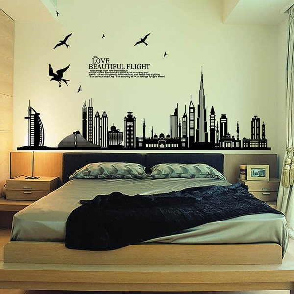 10 Try Wall Stickers via simphome
