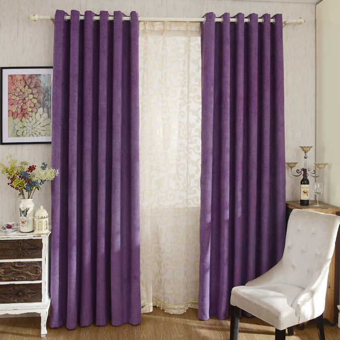 2 Change the Drapes via simphome